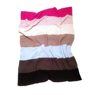 Rainbow 100% Cotton Baby Blanket ByPink Lemonade