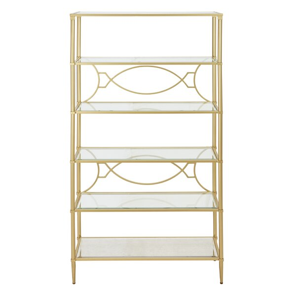 Turner Etagere Bookcase by Madison Park Signature