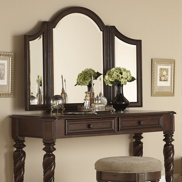 Kate Accent Mirror by Astoria Grand