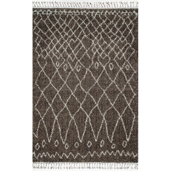 Millican Brown Area Rug by Williston Forge