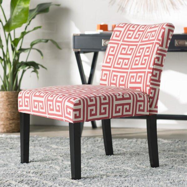 Schenck Slipper Chair by Winston Porter