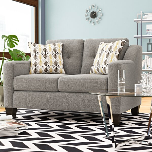 Internet Shop Audie Loveseat by Ivy Bronx by Ivy Bronx