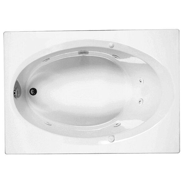 Reliance 60 x 42 Whirlpool Bathtub by Reliance
