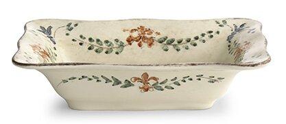Medici Rectangular Bowl by Arte Italica