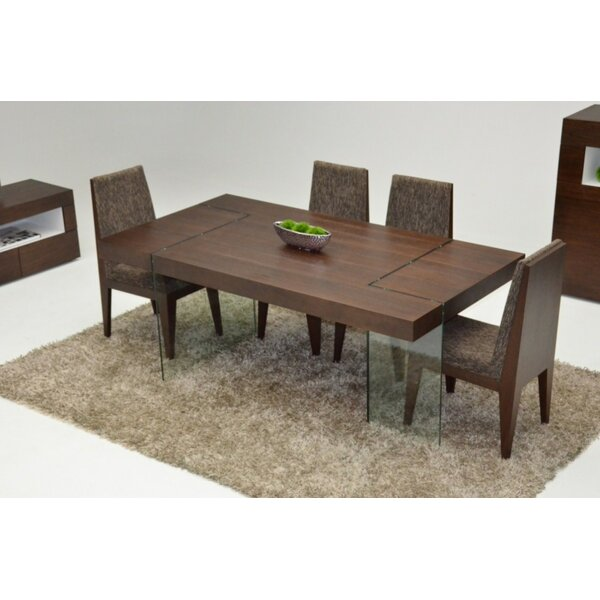 Wallace Modern Dining Table by Corrigan Studio