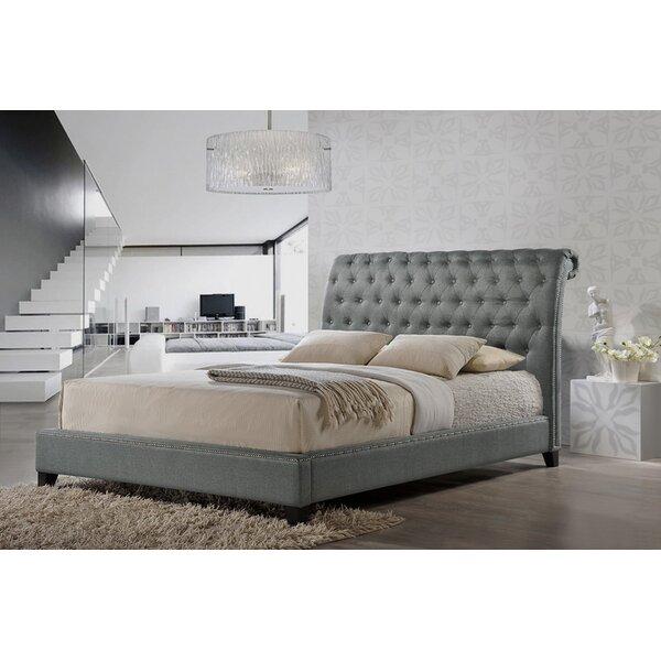 Lymingt Upholstered Platform Bed by Everly Quinn