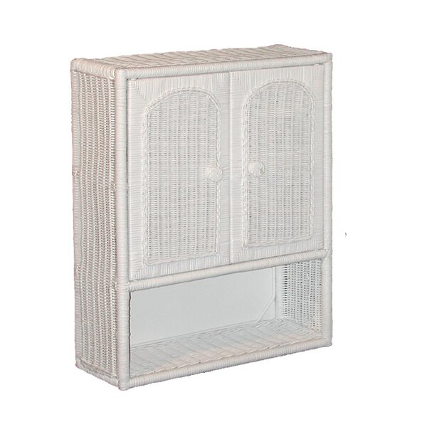 Medau Bathroom 22 W x 26 H Wall Mounted Cabinet by Bay Isle Home