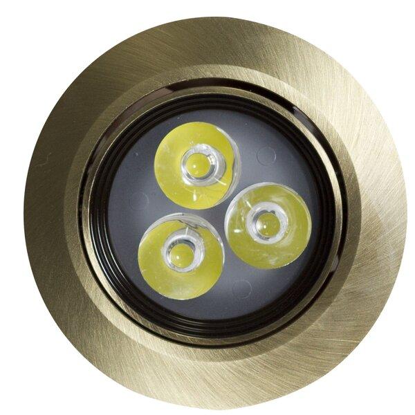 3.5 LED Recessed Retrofit Downlight by Royal Purple Bath Kitchen