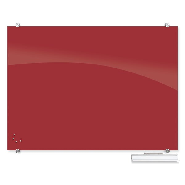 Visionary Magnetic Glass Board by Best-Rite®