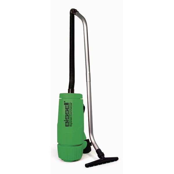 Bissell Commercial 6 Quart Backpack Vacuum by Biss