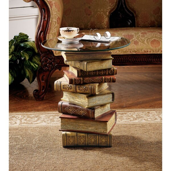 Montegue End Table by World Menagerie