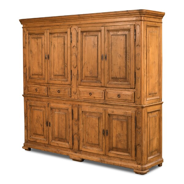 Country Armoire by Sarreid Ltd