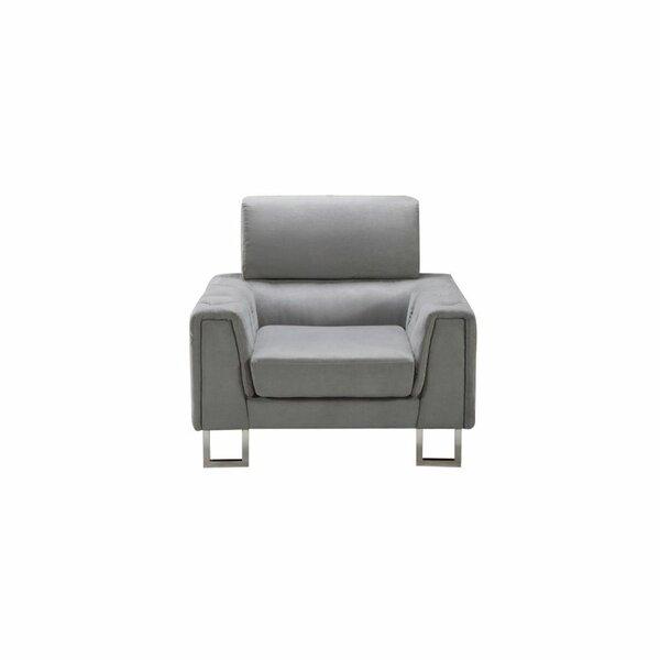 Headen Fabric Upholstered Wooden Armchair by Orren Ellis