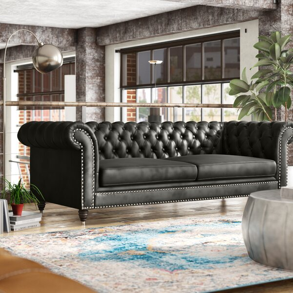 Alsager Chesterfield Sofa by Trent Austin Design