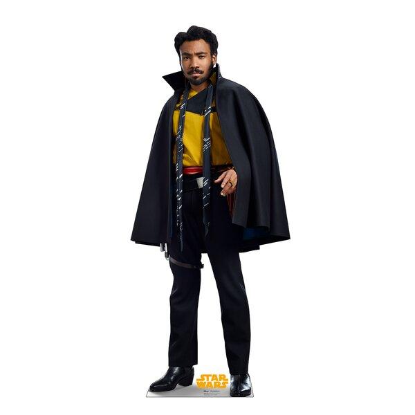 Lando™ Star Wars Han Solo Movie Standup by Advanced Graphics