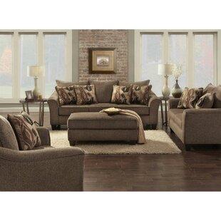 Campanella 3 Piece Living Room Set