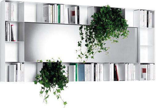 Cube Unit Bookcase by Opinion Ciatti