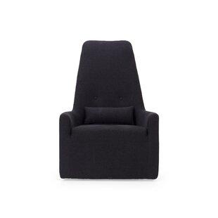 Merced High Back Swivel Armchair