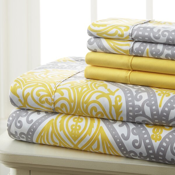 Lakeville Sheet Set by Charlton Home