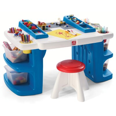 Build And Block Activity Table