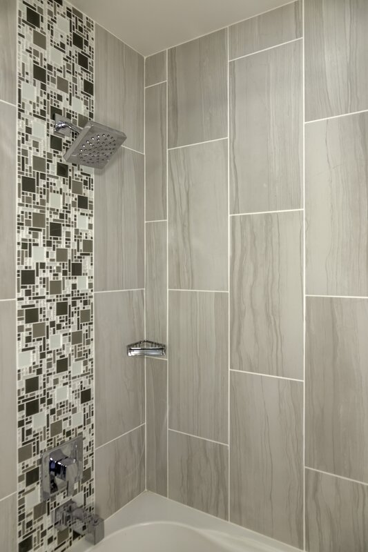 "Small Bathroom With 12 X 24 Tile: Emser Tile Motion 12"" X 24"" Porcelain Field Tile In"