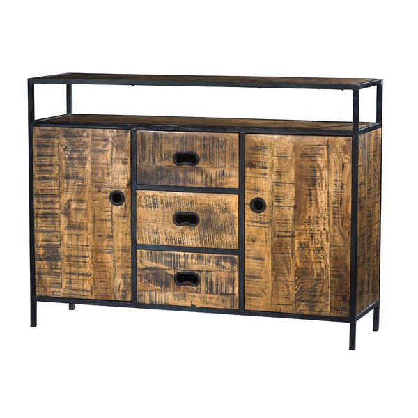 Warba 3 Drawer Combo Dresser by Williston Forge