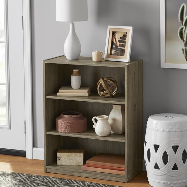Gabourey Standard Bookcase By Latitude Run