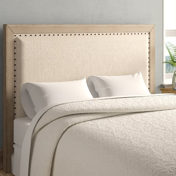 Aguirre Upholstered Panel Headboard by Lark Manor