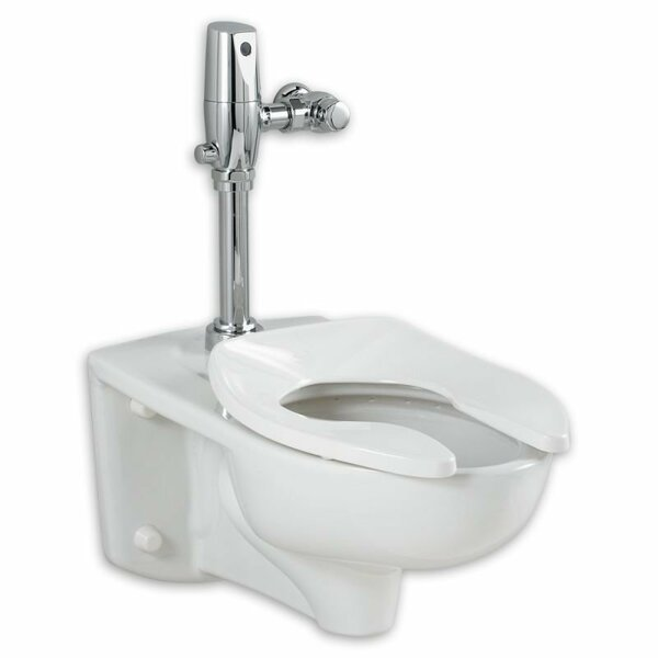 Afwall 1.28 GPF Elongated One-Piece Toilet by American Standard