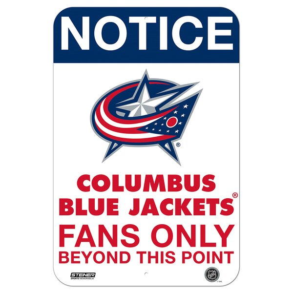 NHL Fans Only Textual Art by Steiner Sports