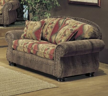 Mesa Loveseat By Cambridge Of California Savings
