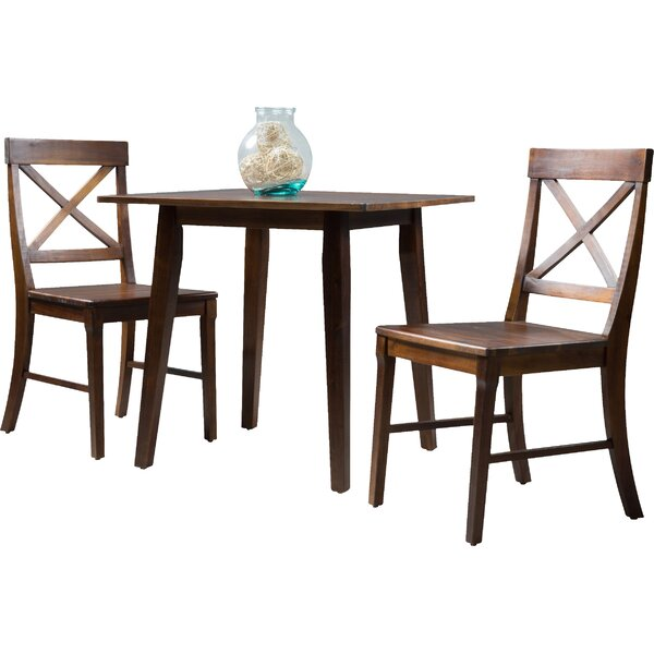 Stembridge 3 Piece Dining Set by Winston Porter