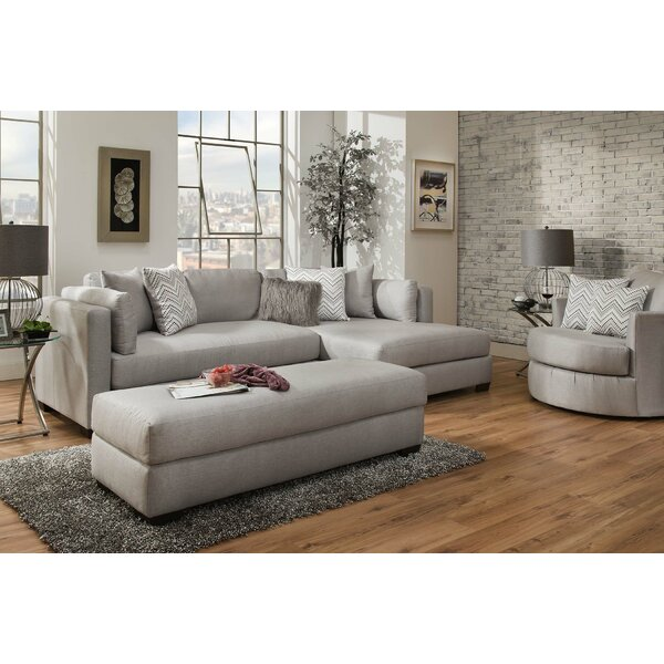 Michaelis Right Hand Facing Sectional By Orren Ellis