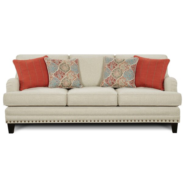 Kensett Linen Sofa by Darby Home Co