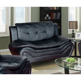 Compare Ethel Modern Living Room Loveseat By PDAE Inc.