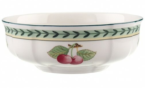French Garden Fleur Cereal Bowl by Villeroy & Boch