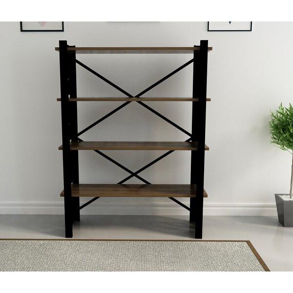 Schexnayder Standard Bookcase by World Menagerie