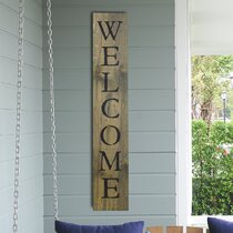 hand painted on weathered driftwood plank LAKE HOUSE Rustic cabin wall decor Driftwood Sign 22 long