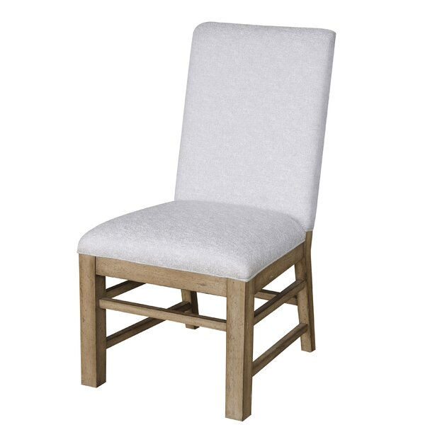 Lux Upholstered Dining Chair by Ophelia & Co.