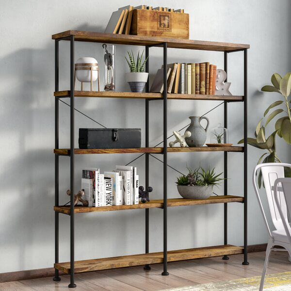 Review Thea Blondelle Library Bookcase