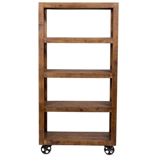 Martines Barn Standard Bookcase by Gracie Oaks