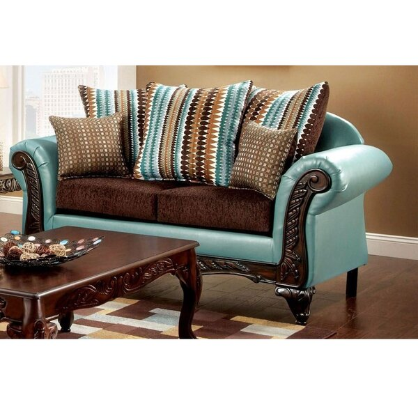 Nice Chic Bridgecliff Loveseat by Astoria Grand by Astoria Grand