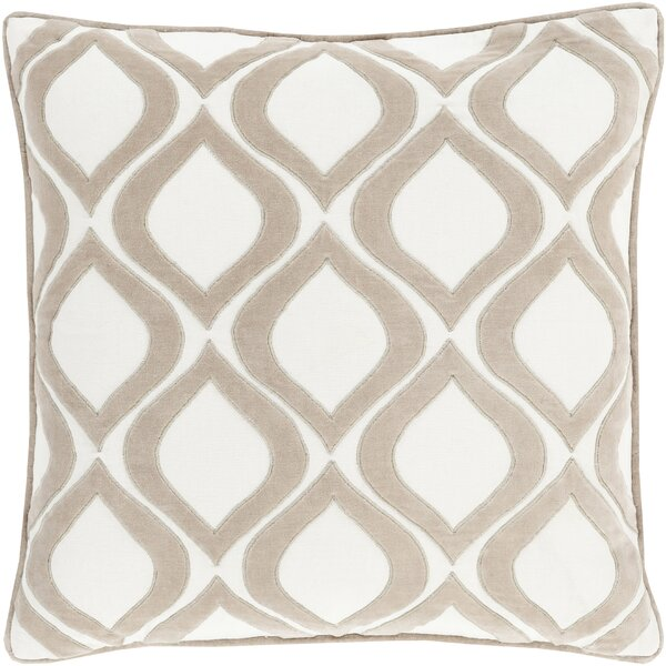 Bourbana Throw Pillow by Rosdorf Park