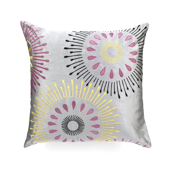 Demetras  Throw Pillow by Wildon Home ®