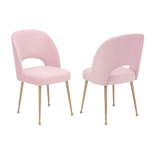 Price comparison Side Chair By Everly Quinn