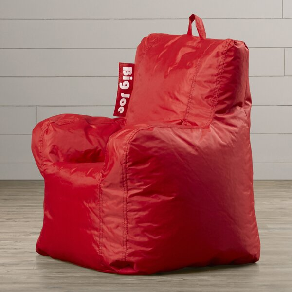 Alysa Bean Bag Lounger by Zoomie Kids