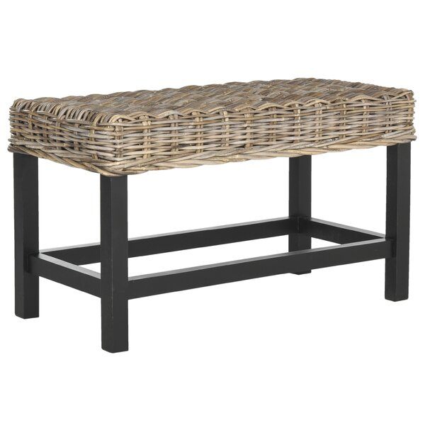 Glynn 2 Seater Stool by Bay Isle Home