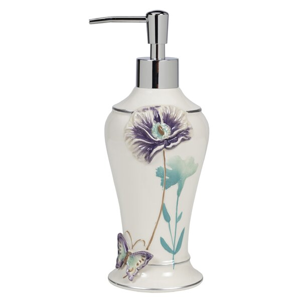 Adams Lotion Dispenser by Charlton Home