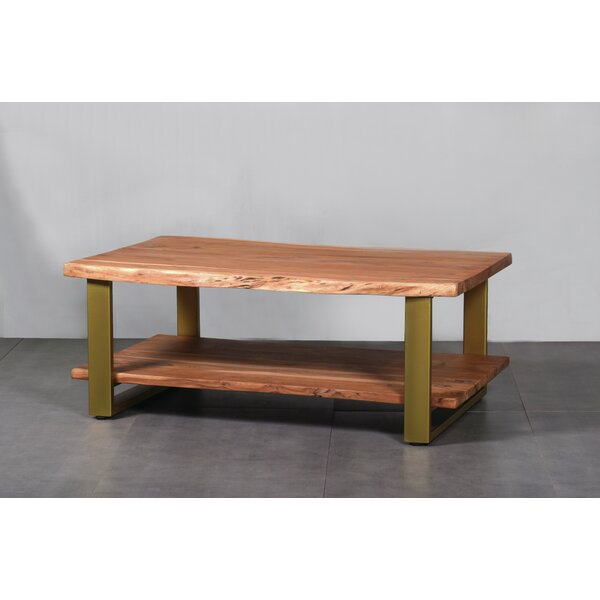 Setser Double Coffee Table By Ivy Bronx