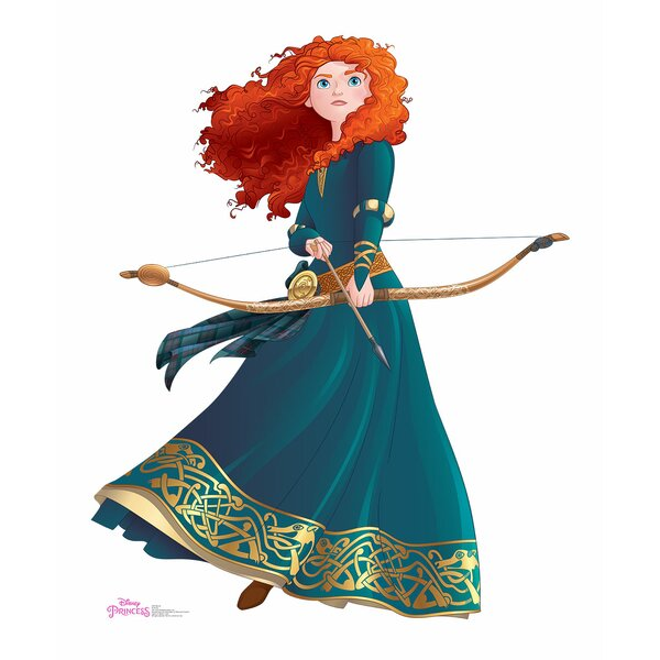 Merida Life Size Cardboard Cutout by Advanced Graphics